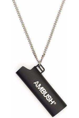 AMBUSH Mężczyzna Naszyjniki - Black