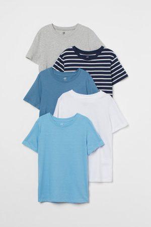 H&M Z krótkim rękawem - T-shirt 5-pak