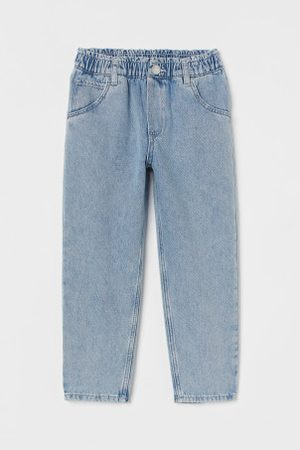 H&M Jeansy - Relaxed Fit High Jeans