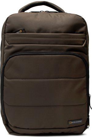 NATIONAL GEOGRAPHIC Plecak - Backpack 3 Compartments N00710.11 Khaki
