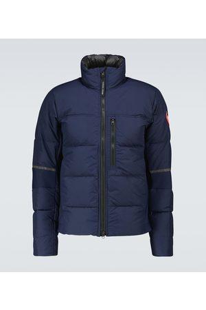 Canada Goose HyBridge down-filled jacket