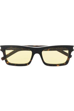Saint Laurent Eyewear Brown