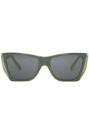 J.W.Anderson Okulary przeciwsłoneczne - Green