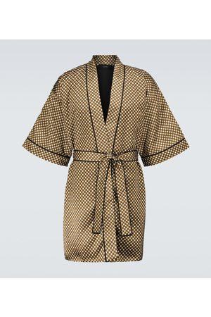 AMIRI Poker Chip pajama robe