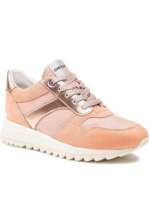 Geox Sneakersy D Tabelya A D15AQA 02214 C8024