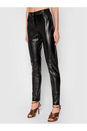 Silvian Heach Spodnie z imitacji skóry Framitid PGA21254PA Regular Fit