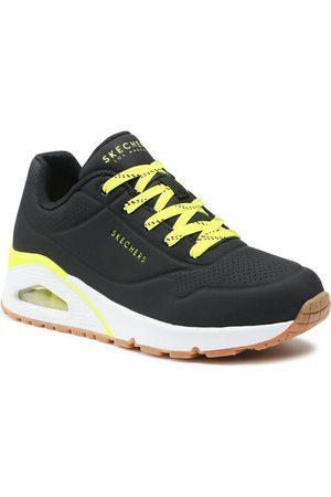 Skechers Sneakersy Uno 155172/BKLM