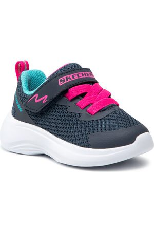 Skechers Sneakersy Jammin' Jogger 302470N/NVY Granatowy