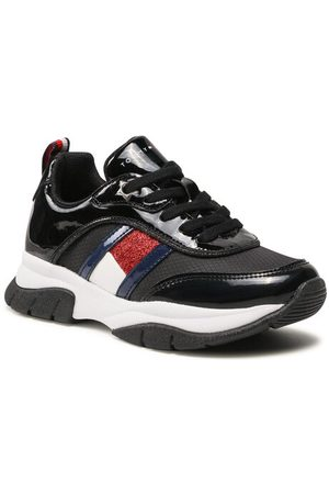 Tommy Hilfiger Sneakersy Low Cut Lace-Up Sneaker T3A4-31179-1022 M