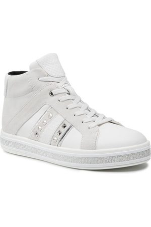 Geox Sneakersy D Leelu' B D16FFB 08522 C1352