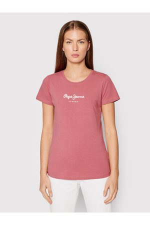 Pepe Jeans T-Shirt New Virginia PL502711 Regular Fit