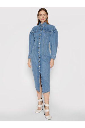 REMAIN Sukienka jeansowa Edinisa RM530 Regular Fit