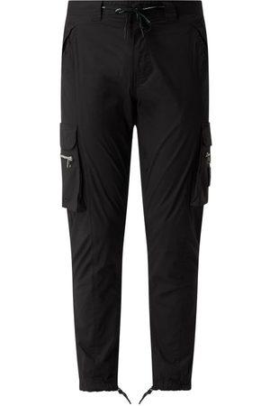 Calvin Klein Spodnie cargo o kroju skinny fit z dodatkiem streczu