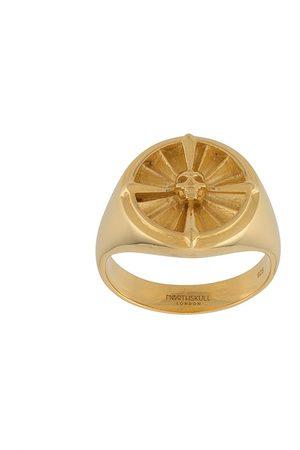 NORTHSKULL Mężczyzna Pierścionki - Gold
