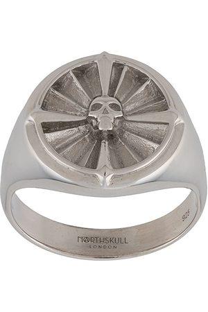 NORTHSKULL Mężczyzna Pierścionki - Silver