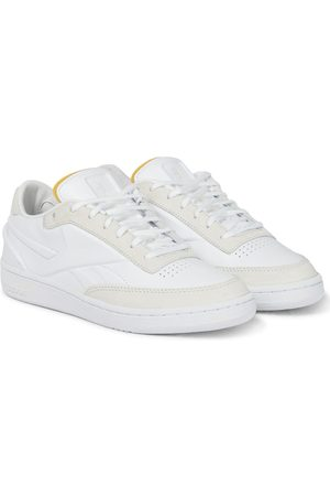 Reebok Kobieta Sneakersy - Club C leather sneakers