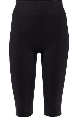 Reebok x Victoria Beckham Kobieta Legginsy - Technical jersey shorts