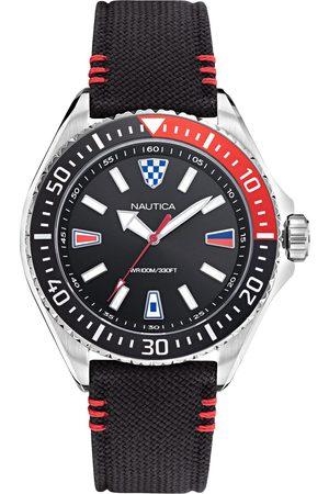 Nautica Mężczyzna Zegarki - Zegarek - Crandon Park NAPCPS010 Black