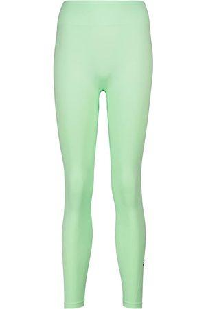 Reebok Kobieta Spodnie - High-rise performance leggings