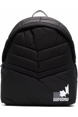 Dsquared2 Mężczyzna Plecaki - Black