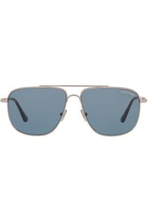 Tom Ford Mężczyzna Okulary przeciwsłoneczne - Silver