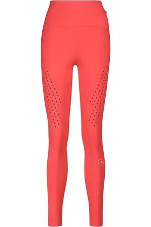 adidas Kobieta Legginsy - TruePace high-rise leggings