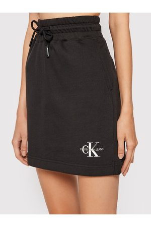Calvin Klein Kobieta Spódnice mini - Spódnica mini J20J217173 Regular Fit