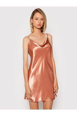NA-KD Kobieta Sukienki koktajlowe i wieczorowe - Sukienka koktajlowa 1017-001020-0569-581 Regular Fit