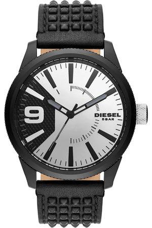 Diesel Mężczyzna Zegarki - Zegarek - Rasp DZ1963 Black/Black