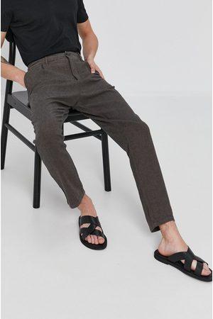 Sisley Mężczyzna Chinosy - Spodnie