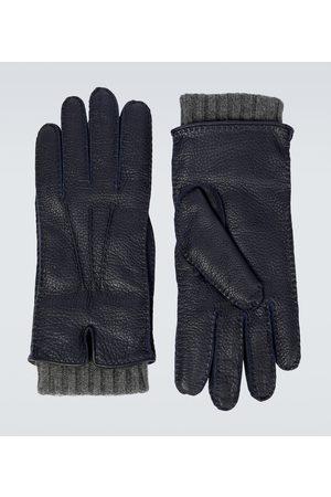 Loro Piana Rękawiczki - Stirling leather gloves