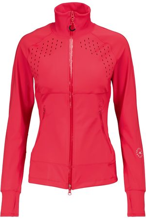 adidas Kobieta Kurtki sportowe - TruePurpose training jacket