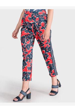 GAS Kobieta Spodnie - Jimmye Tape Spodnie