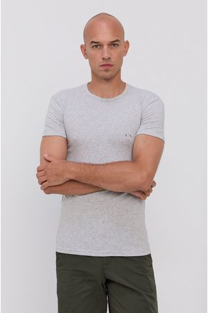 Armani Mężczyzna Z krótkim rękawem - T-shirt (2-pack)