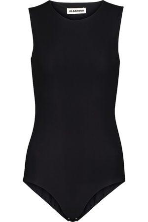 Jil Sander Stretch-knit bodysuit