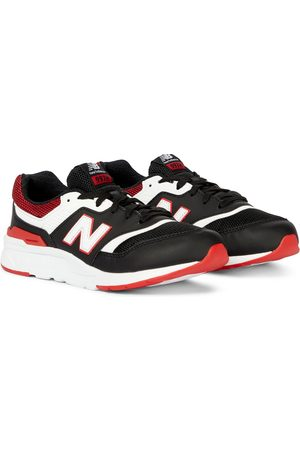 New Balance Chłopiec Sneakersy - 997H leather sneakers