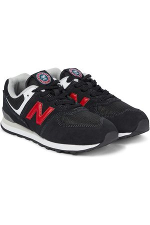 New Balance Chłopiec Sneakersy - 574 suede sneakers