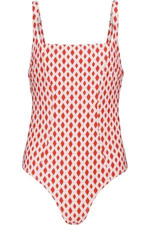 Heidi Klein Marrakesh printed swimsuit
