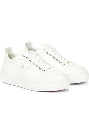 Christian Louboutin Simplerui canvas sneakers