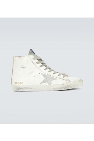 Golden Goose Tenisówki i Trampki - Distressed Francy high-top sneakers