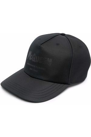 Alexander McQueen Mężczyzna Kapelusze - 1000 BLACK
