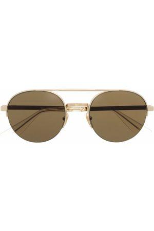 Gucci Mężczyzna Okulary przeciwsłoneczne - Gold