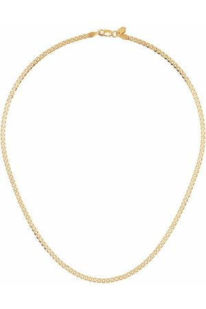 "Maria Black Naszyjniki - Saffi 43"" -plated sterling silver necklace"