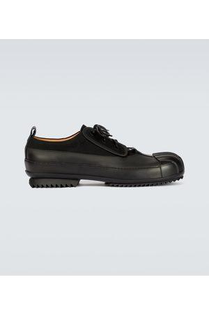 Maison Margiela Mężczyzna Buty eleganckie - Bi-fabric chunky Derby shoes