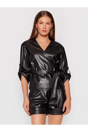 Karl Lagerfeld Bluzka 215W1605 Regular Fit