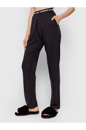 Karl Lagerfeld Spodnie piżamowe 215M2182