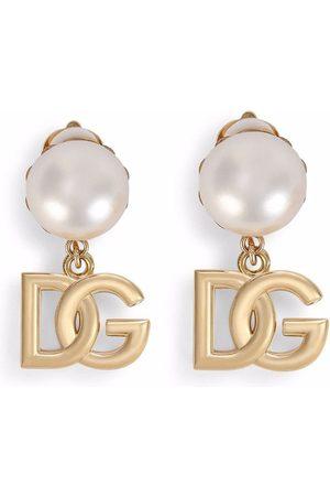 Dolce & Gabbana Mężczyzna Kolczyki - Gold