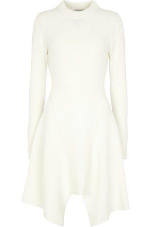 Alexander McQueen Cashmere minidress