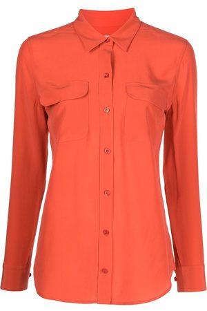 Equipment Kobieta Koszule - Orange