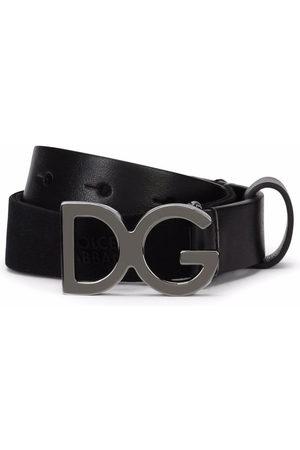 Dolce & Gabbana Chłopiec Szelki - Black